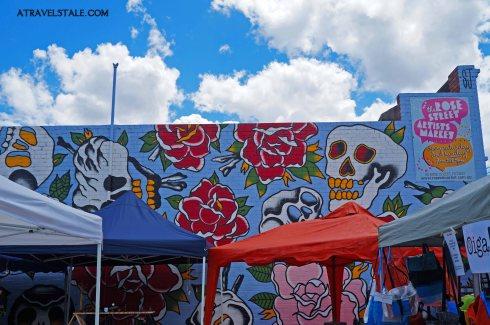 rose st market ingresso