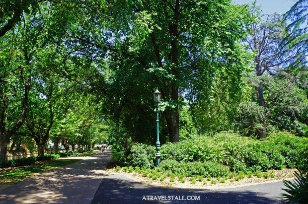 bendigo bot gardens
