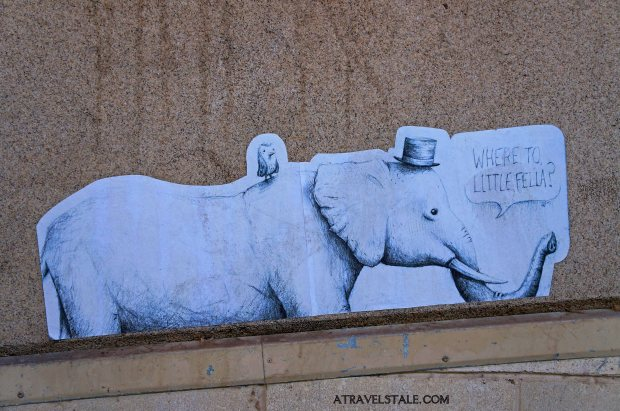 bendigo street art