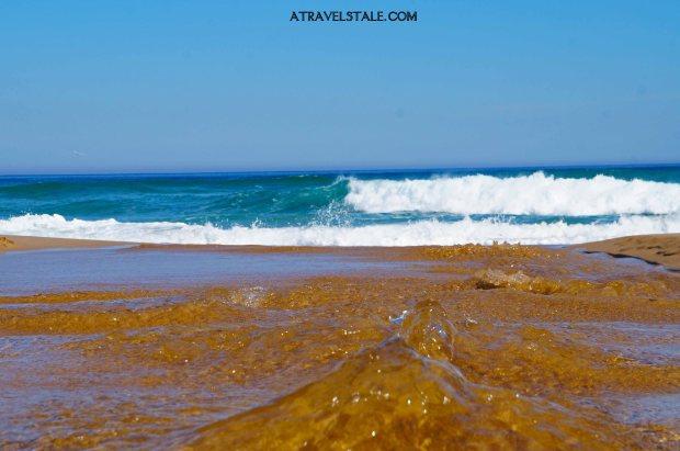 johanna beach water